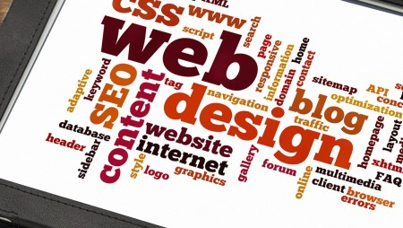 Web design word